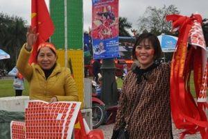 Yên Bái: Sôi động trước trận chung kết lượt đi Việt Nam - Malaysia
