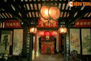 Khám phá nhà thờ tộc đẹp nhất Việt Nam ở phố cổ Hội An