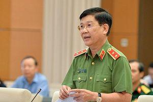 Giám đốc công an 11 tỉnh, TP sẽ được phong tướng từ 2019
