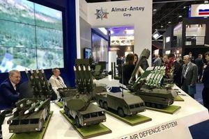 Nga đứng thứ 2 trên thế giới trong bảng xếp hàng các doanh nghiệp sản xuất vũ khí
