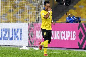 Đội trưởng tuyển Malaysia tự tin trước trận đấu với Việt Nam