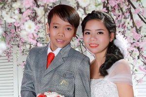 Chuyện tình buồn của chàng trai tí hon và cô vợ xinh đẹp ở Hà Tĩnh