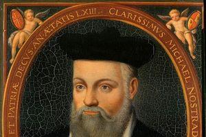 Những lời tiên tri đáng sợ chưa thành sự thực của Nostradamus