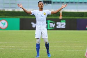 Chưa đá trận nào tại AFF Cup 2018, cầu thủ Malaysia mong thắng Việt Nam làm quà cho vợ