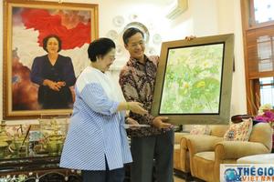Bà Megawati Sukarnoputri sẽ thăm Việt Nam trong thời gian tới