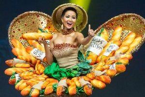 Miss Universe 2018: Bộ 'Bánh mỳ' của H'Hen Niê lọt top trang phục đẹp nhất