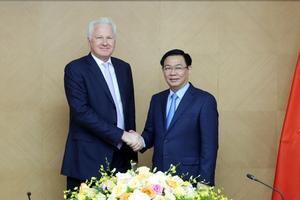 Tập đoàn Clermont mong muốn có nhiều đóng góp tại Việt Nam