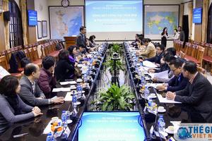 Trung tâm Biên phiên dịch Quốc gia tổng kết năm 2018