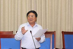 Nghệ An: Giám đốc Sở VH&TT có số phiếu tín nhiệm thấp dẫn đầu… 'bảng'