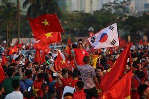 Đảm bảo an toàn giao thông trước và sau trận đấu chung kết lượt đi giữa Việt Nam và Malaysia
