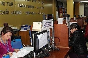 Cục thuế Hà Nội công khai danh sách 112 đơn vị nợ thuế, phí và tiền sử dụng đất