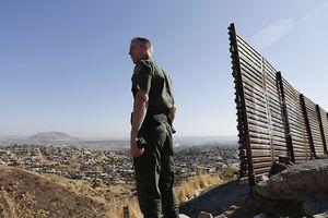Mỹ rút hàng trăm binh lính khỏi biên giới Mexico