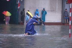 Trung bộ: Nguy cơ mưa rất to giữa tháng 12