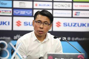 HLV Malaysia không thừa nhận tuyển Việt Nam chơi tốt hơn