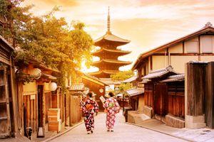 Kyoto - Cố đô cổ kính của Nhật Bản