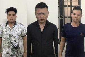 3 đối tượng người Hải Phòng vào Hà Tĩnh cho vay tín dụng giá 'cắt cổ'