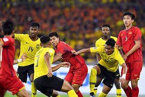 Những khoảnh khắc ấn tượng trong trận chung kết lượt đi Malaysia - Việt Nam