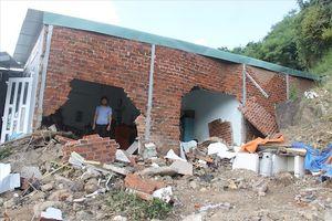 7 hộ dân bị thiệt hại đề nghị khởi tố vụ sạt vỡ hồ bơi ở Nha Trang