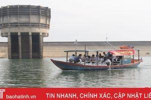 Mưa 'vàng' giải khát cho các hồ đập Hà Tĩnh