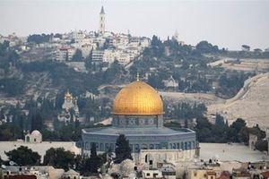 Chính phủ Australia xem xét công nhận Jerusalem là thủ đô của Israel