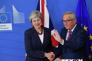 Chủ tịch EC: Không có khả năng tái đàm phán với Anh về Brexit