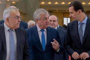 Nga và Thổ Nhĩ Kỳ thảo luận việc thành lập ủy ban hiến pháp Syria