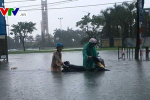 Hơn 4.600 căn nhà bị ngập trong đợt mưa lũ ở Trung Bộ