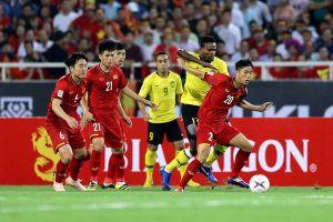 Bước giậm nhảy của đội tuyển Việt Nam