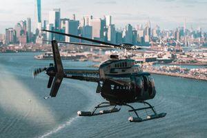 Taxi trực thăng của Mỹ 'hút' người giàu Ấn Độ