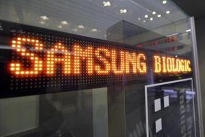 Samsung BioLogics được khôi phục giao dịch cổ phiếu