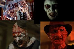 10 ác nhân khét tiếng của làng phim kinh dị, chỉ cần nhắc đến tên là đã khiếp sợ (phần I)