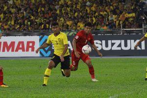 Đội tuyển Việt Nam hòa Malaysia đáng tiếc trong trận cầu nghẹt thở