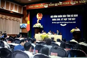 Sai phạm của Công ty SAVINA Hà Nam 'Nóng nghị trường' HĐND tỉnh
