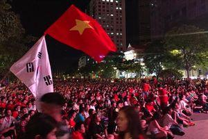 Vào trung tâm TP.HCM trong đêm chung kết AFF Cup, tài xế cần biết gì?