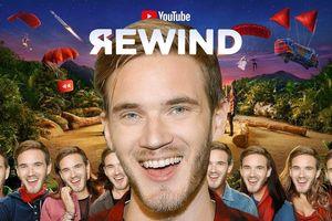 YouTube Rewind 2018 trở thành video có nhiều 'dislike' thứ nhì trong lịch sử YouTube