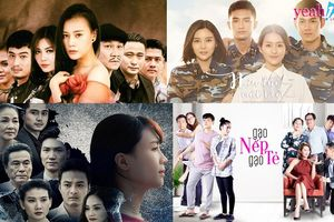 Những bộ phim truyền hình Việt 'gây bão' năm 2018: Từ đề tài gia đình đến xã hội đều có đủ, diễn viên diễn xuất cực ấn tượng