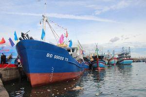 3 tàu cá của ngư dân Bình Định gặp nạn gần đảo Hải Nam, Trung Quốc