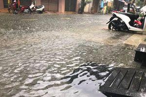 Đà Nẵng: Hoãn họp Hội đồng nhân dân do ngập sâu tái diễn