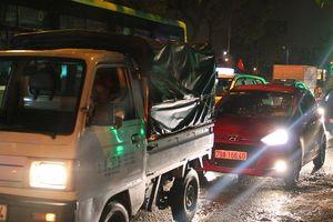 TP.HCM: Cấm xe tải đi vào trung tâm thành phố đêm chung kết AFF Cup 2018