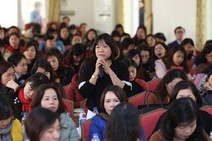 Hà Nội tập huấn triển khai chương trình sữa học đường cho gần 10.000 đại biểu