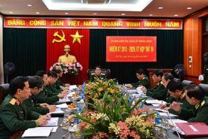UBKT Quân ủy Trung ương: Đề nghị tước danh hiệu quân nhân 5 người, giáng cấp bậc quân hàm 1 người