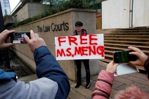Vụ bắt CFO Huawei: Trung Quốc lại 'tranh cãi nảy lửa' với Canada