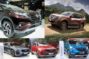 Điểm danh những ô tô hoàn toàn mới lần đầu bán ra tại Việt Nam