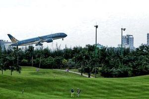 Sẽ xóa bỏ sân golf Tân Sơn Nhất để mở rộng sân bay