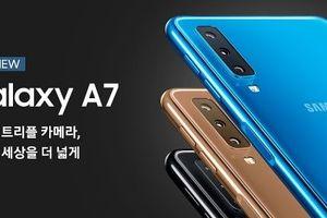 Samsung Galaxy A7 (2018) với Android 9 Pie xuất hiện trên GeekBench