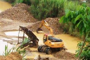 Chính quyền huyện Lục Nam có 'nhắm mắt làm ngơ' trước nạn ăn cắp tài nguyên Quốc gia?