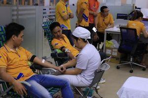Thắng Lợi Group hiến tặng gần 200 đơn vị máu cho Hội Chữ thập đỏ TP HCM