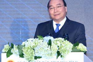 Thủ tướng gợi ý Hòa Bình cần tập trung vào 4 mũi nhọn kinh tế