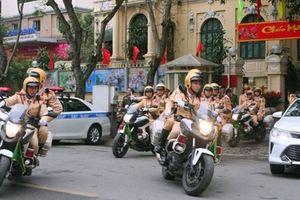 Hà Nội tăng cường bảo đảm ATGT chào đón năm mới 2019