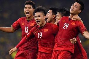 Việt Nam bị Malaysia cầm hòa đầy tiếc nuối khi dẫn trước 2 bàn